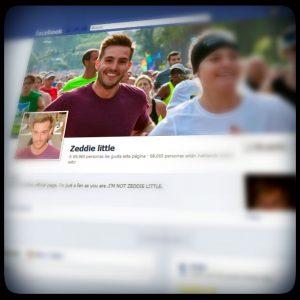 Zeddie Littie: ridiculamente fotogénico… y viral.