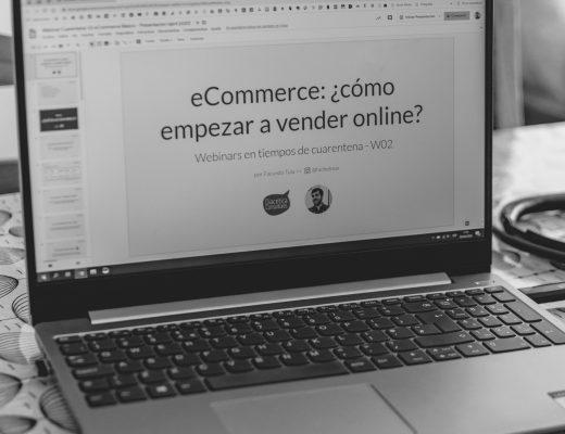 Webinar eCommerce básico: ¿cómo empezar a vender online? por Facundo Daniel Tula