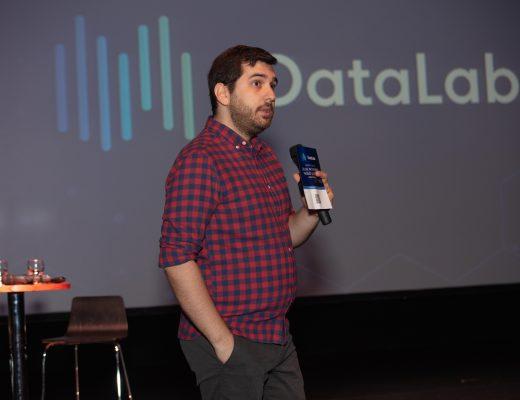 Facundo Daniel Tula en DataLab 2019 organizado por CACE