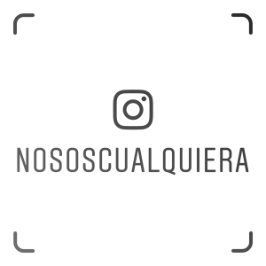 Seguí en Instagram a @nososcualquiera mi podcast de marketing.